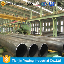 ERW LSAW welded BLACK ROUND STEEL PIPE alibaba website