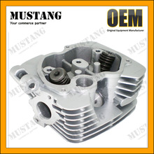 Motorycycle Cylinder Head with Valve for 125cc/150cc/200cc/250cc