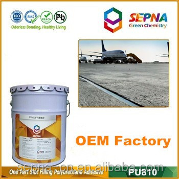 polyurethane adhesive sealant for construction expansion joint sealing