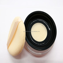 Face makeup protein powder oem glitter air cushion foundation oil control loose powder