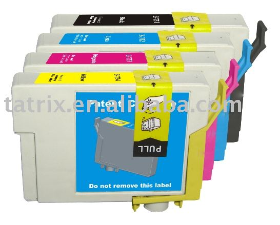 New Patent ink Cartridges With Chip