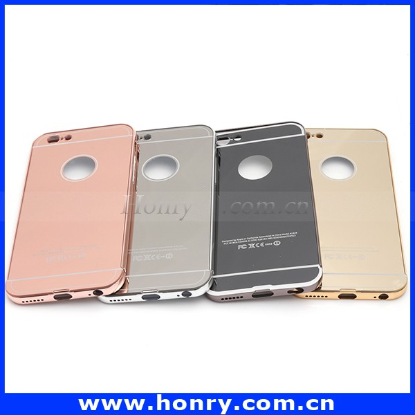 Alibaba Suppliers Wholesale TPU Mirror Cell Phone Case