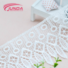 Guangzhou direct factory price making nylon popular fancy expensive lace fabric