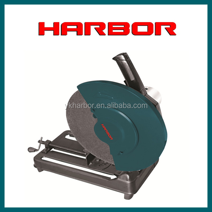 HB-CM001 YongKang HARBOR 2200w cut off machine tools used for mechanical workshop sheet metal <strong>cutting</strong> machine