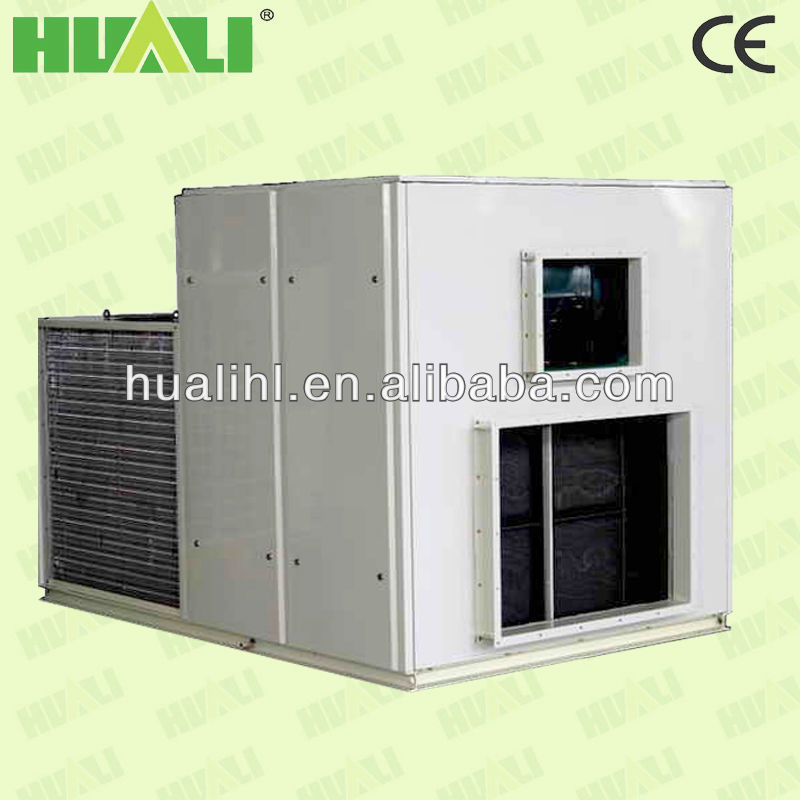 100% fresh air Rooftop air conditioner unit