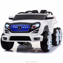 6wheels children Urban off-road vehicle electric car price for kids