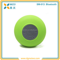 Top selling waterproof mini bluetooth waterproof speaker for shower