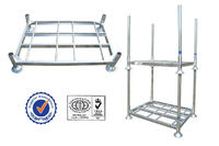 Pallet Stacking Frame