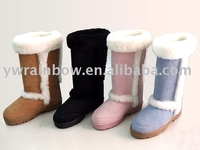 Wool boots,Ladies' Fashion Boots women boots