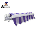 Top selling products in alibaba polycarbonate canopy sunshade colored solid/hollow sheet sound proof car rain awning