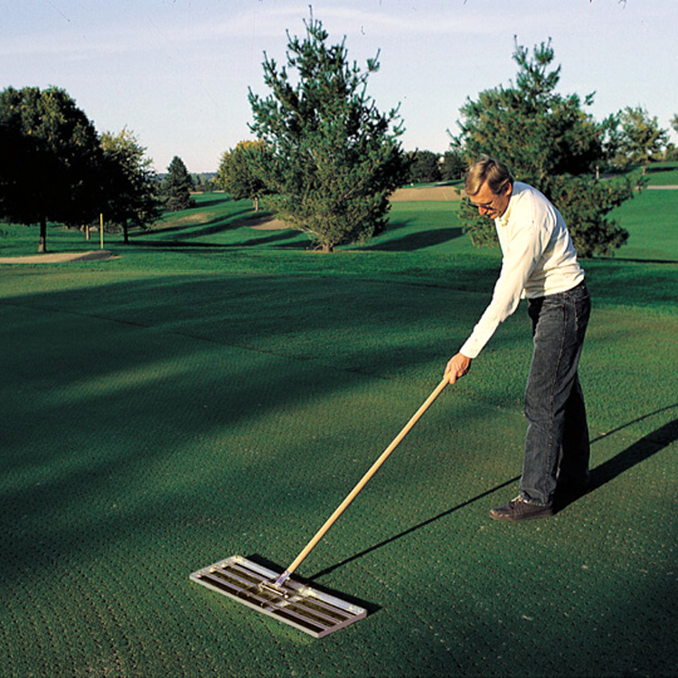 Golf stainless steel lawn leveler