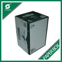 FACTORY PRICE CARTON BOX FOR BEER PACKAGING CORRUGATED MOVING BOX CARTON BOX FOR BEER PACKING WITH FREE SAMPLE