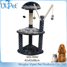 nature sisal luxury latest funny cat toy cat tree