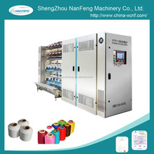 KT163-B Automatic Spandex /Lycra /Elastic Yarn Covering Machine (menegatto/om type)
