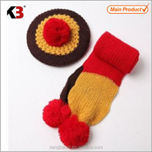 High Quality Knitted Hat Winter Hat Warm Scraft