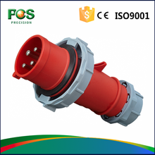 2015 Newly Developed TYPE P-IV IP67 32A Fireproof Industrial Plug
