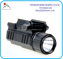 FL02 led Tactical Gun Flashlight Torch Pistol Handgun Torch Light