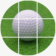 Promotional Wholesale Printed New Practise Golf Balls