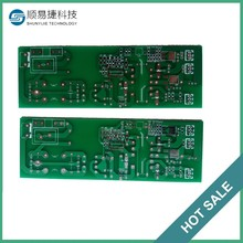 China manufacturer rohs motherboard ul 94v-0 2 layer double side controller pcb board