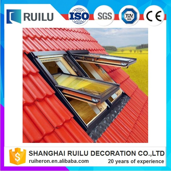Manufacturer in China integrity roof window