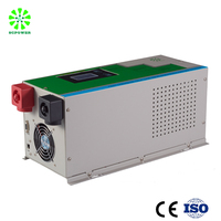 3kw pure sine wave solar panel inverter for home use solar system