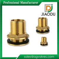 "Cheap hot selling 1/2"" brass water connection fittings"