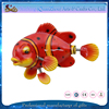 fish shape home furnishing custom promotional refrigerator magnet