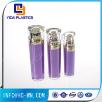 Various color empty eco-friendly perfume glass bottle 50ml