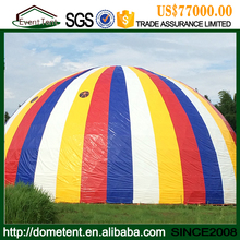 Export Faroe Islands large and super commercial geodesic dome tents with new special design