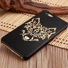 professional mobile phone case factory wood case for iphone 6, wood case for iphone 6plus