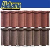 reply within 2 hours best building materials high grade light weight roof tile, metal barrel roof