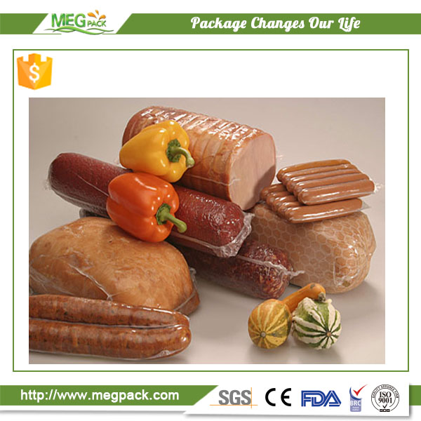 Thermoforming PAPE Barrier Film For Packing Cheese & Sausage & Meat
