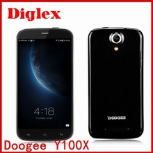 2015 New Product Doogee Phone MTK6582 Quad core Android 5.0 1GB+8GB Doogee NOVA Y100X cell phone With Factory Price