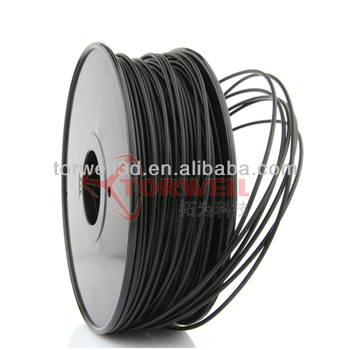 Conductive filament for 3D printers, 1.75mm 3mm