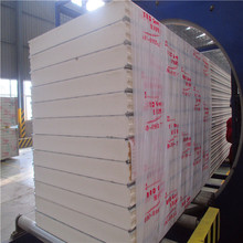 200mm Thermal Insulation PU Sandwich Cold And Chill Store Panels