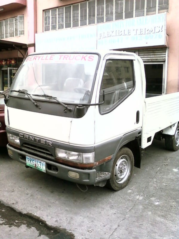 Trucks For Sale Mitsubishi Canter 4x4