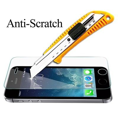 High Quality Real Tempered Glass Film Screen Protector Cover For mobile Phone