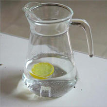 Hotel Restaurant KTV Cool Water Container 0.5L 1L 1.3L Glass Duckbill Pot