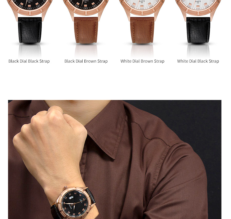 400 Yazole Cheap China Factory Wholesale Mens watch Oem Logo custom watch