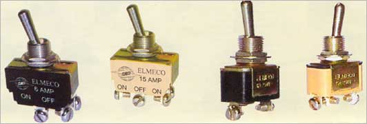 ELMECO TOGGLE SWITCHES