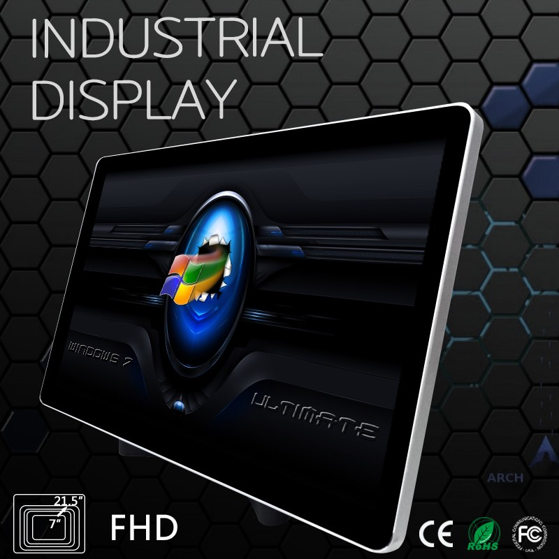 Wholesale super TFT lcd color tv monitor for industrial display 12''