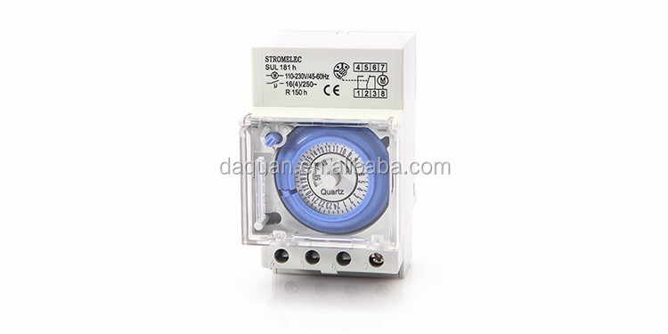 Trade assurance electronic time switch