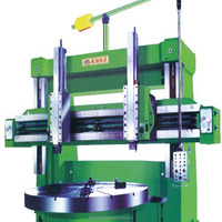 Chinese Double Column Vertical Lathe Machine