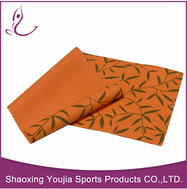 Profession Manufacturer Waterproof Eco Friendly Pvc Yoga Mat