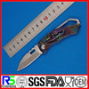 High Quality aluminum handle OEM coma Chinese knife