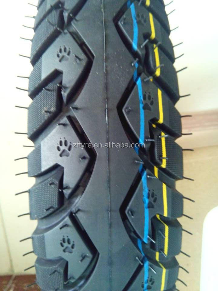High quality 90/90 18 motorcycle tyre 2.50 14 3.50x16