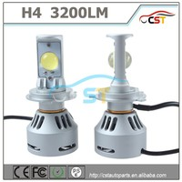 2016 High power 2 years warranty CST 360 degree 6G 9004/HB1 LED headlamp 6400lm 40w