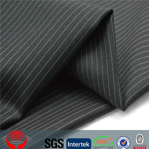 different kinds of polyester viscose blend woven men's tr suit fabric