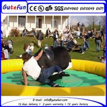 rental business consistent manufacturing quality mechanical bull riding toys