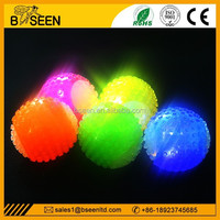 LED Ball Rubber Pet Toy for Dog or Cat